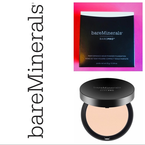 BAREMINERALS Powder Foundation in Fair 01